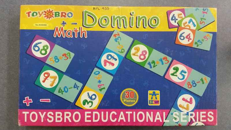 935: Math Domino