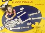973: Skeleton Floor Puzzle