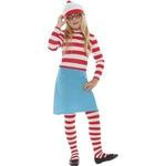 827B: Wenda costume (from Where's Wally)