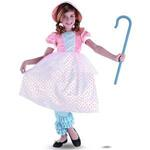889: Little Bo-peep costume