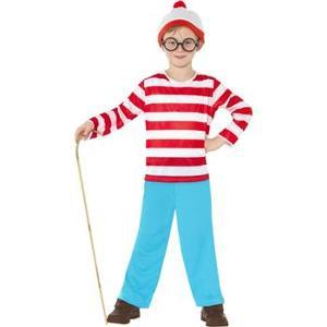 830: Where's Wally costume
