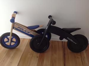 999: Ninja balance bike