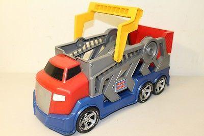 1012: Mega Blocks Tiny N Tuff Truck