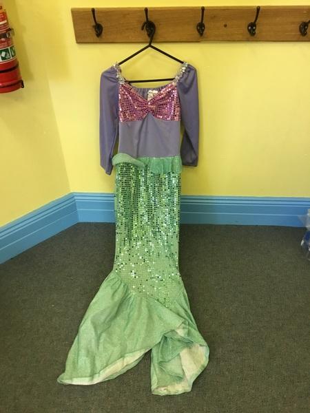 872: Mermaid Costume