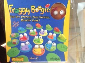 1105: Froggy Boogie
