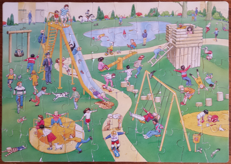 1143: Playgrounds Puzzle