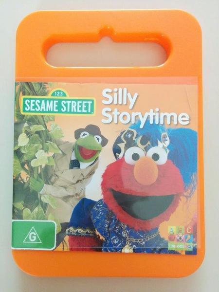 20: Sesame Street - Silly Storytime