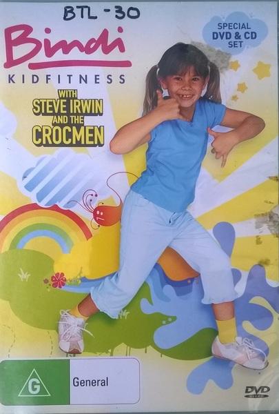 30: Bindi - Kid Fitness with Steve Irwin and the Crocmen