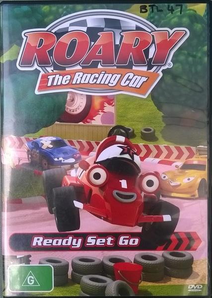 47: Roary the Racing Car - Ready Set Go