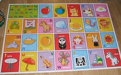 179: Alphabet Floor Puzzle