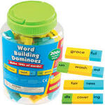 255: Word Building Dominoes