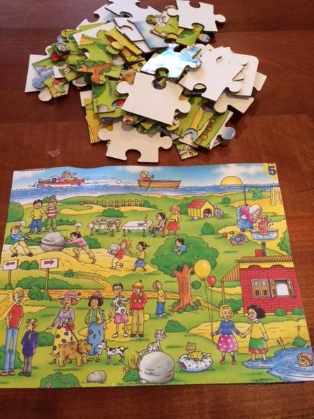 289: Opposites Puzzle