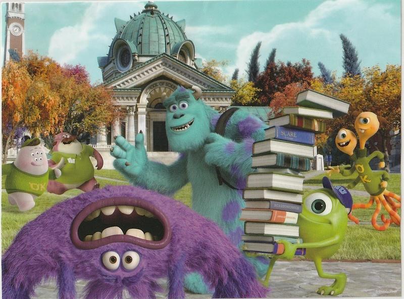 337: Monsters University puzzle #4
