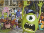 345: Monsters University puzzle #6