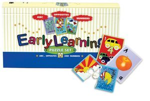 419: Early Learning Puzzle Set