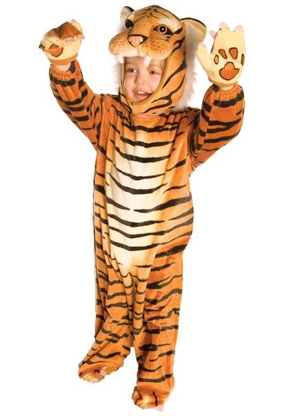 432: Tiger costume