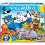 446: Where do I live?