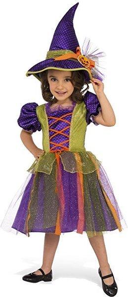 494: Pumpkin witch