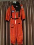 510: Astronaut costume