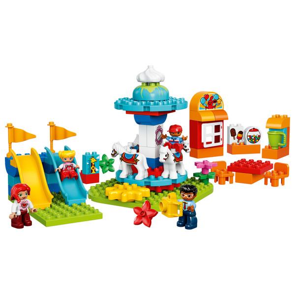 579: Duplo Town Fun Family Fair
