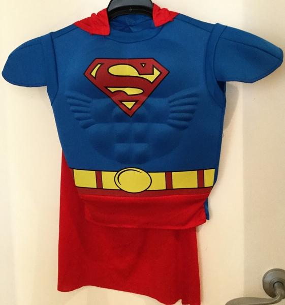 781: Superman Torso