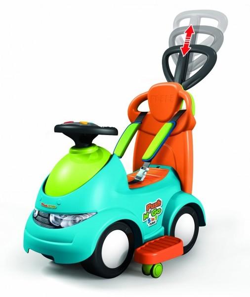 814: Feber push-n-go kids car