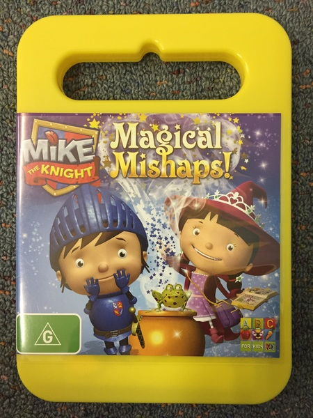 86: Mike the Knight: Magical Mishaps