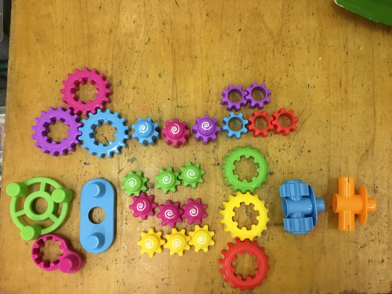 104: Giggly gears