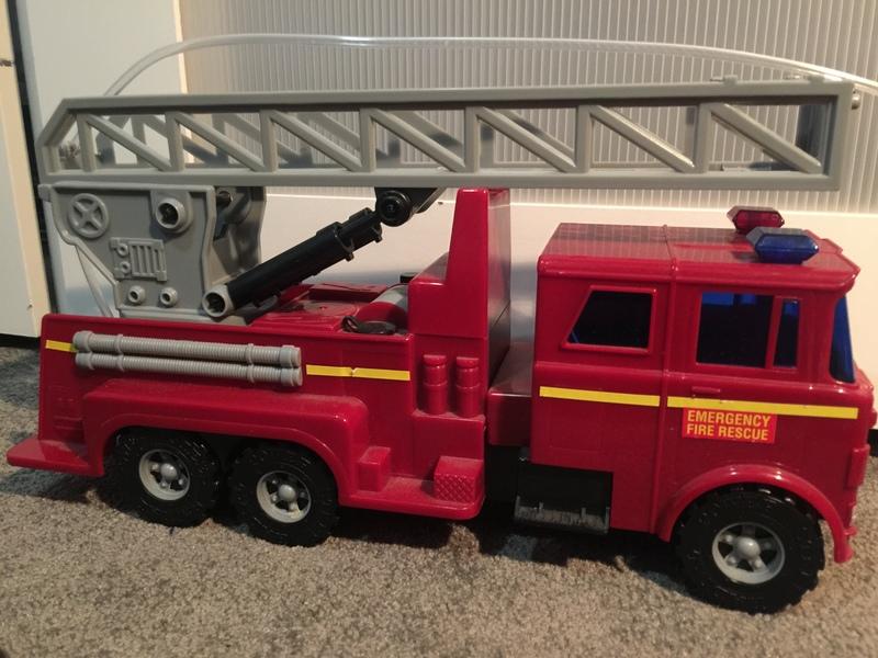125: Fire truck