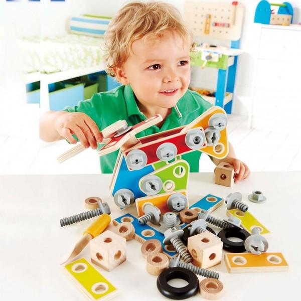 222: Hape Master Builder Set