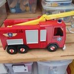 536: Little Fire Truck