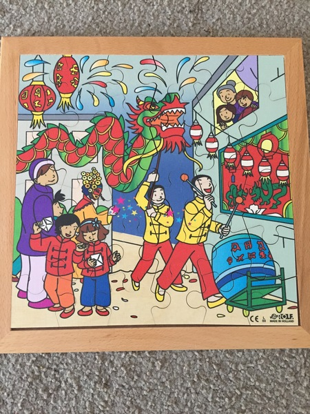 P0077: Chinese New Year puzzle