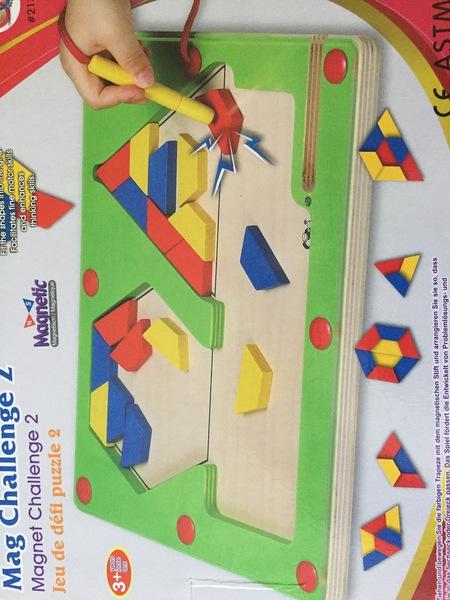 P0076: Magnetic challenge
