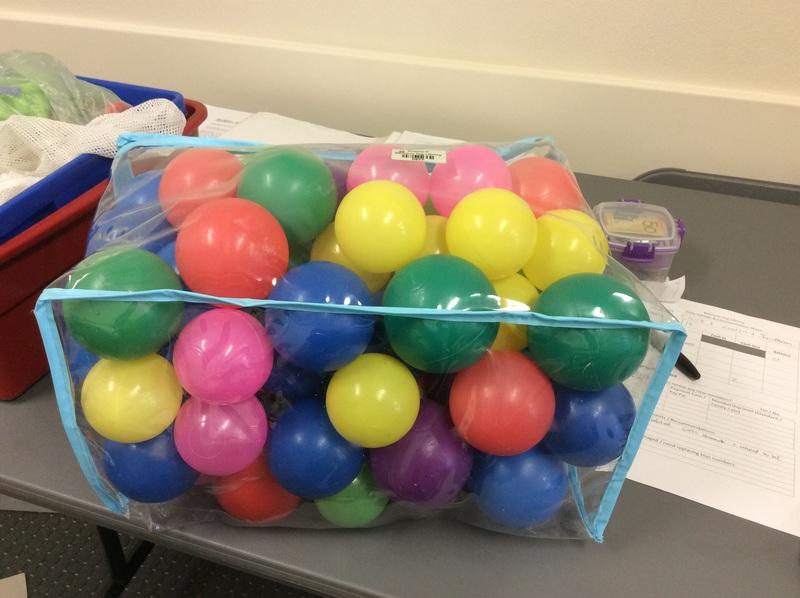 0577: Bag of balls