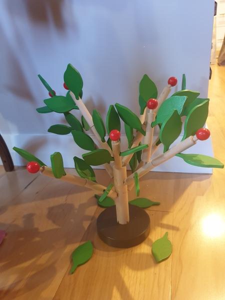 0676: Leaf Cutting Tree