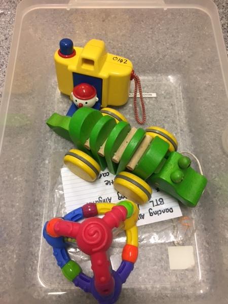 0142: Plan Toy Dancing Alligator