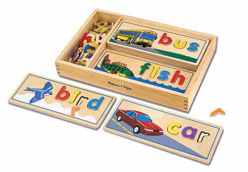 0153: Melissa and Doug See and Spell