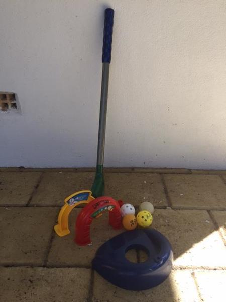 0180: Golf Set