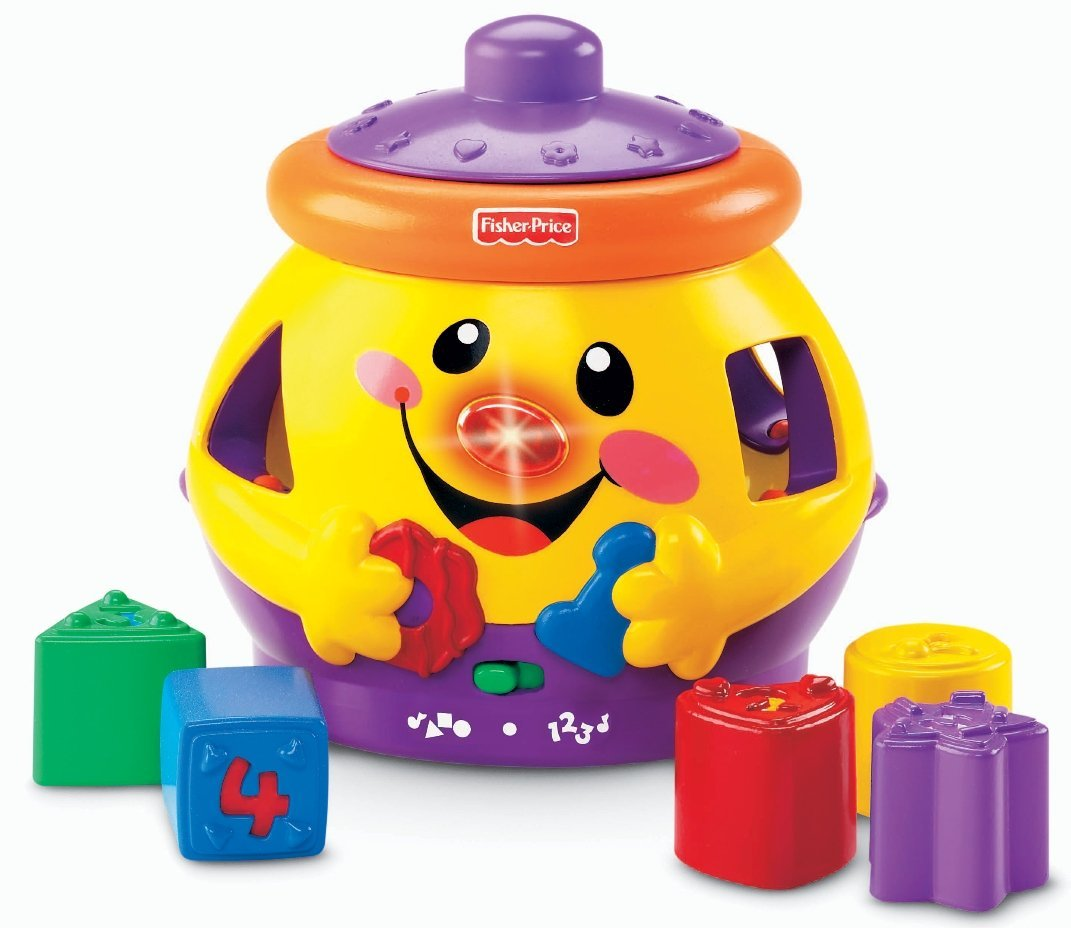 0197: Fisher Price Musical Shape Sorter
