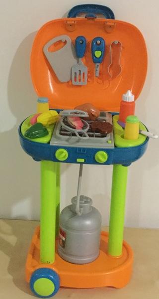 0021: My BBQ Trolley