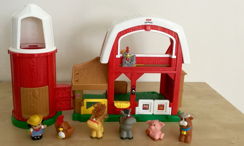 0219: Little People Barn & Animals