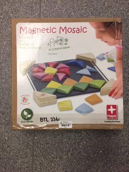0236: Magnetic Mosaic
