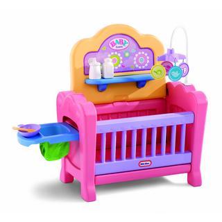 0030: Little Tikes Baby Born Nursery