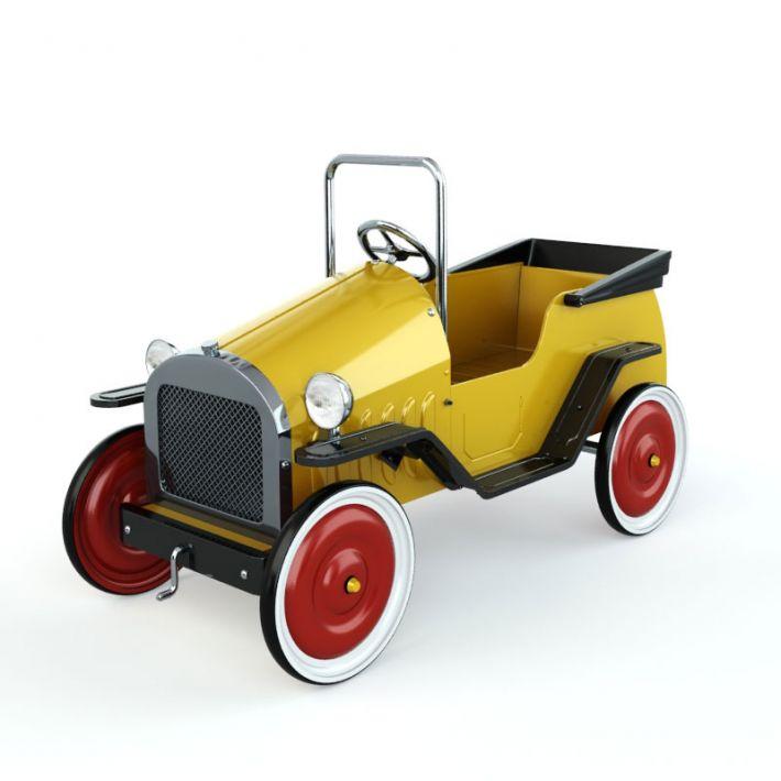 0032: Vintage 1939 Replica Pedal Car