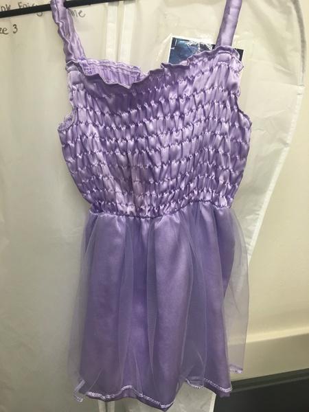 0346: Purple Fairy Costume
