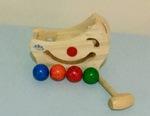 0384: Wooden Pound Toy