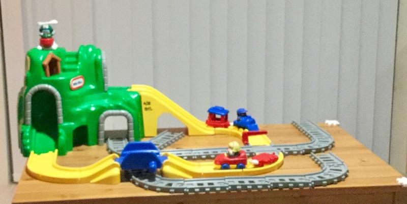 0438: Peak Road & Rail Set