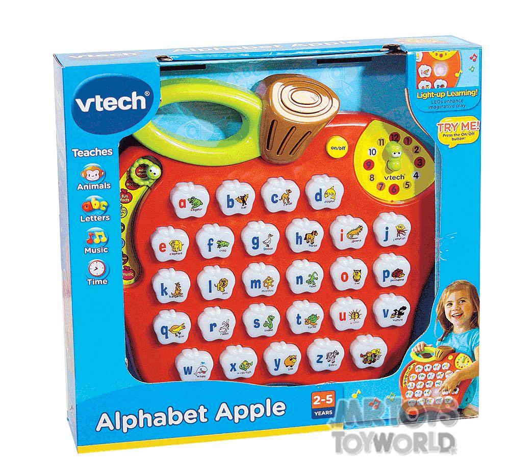 0445: Alphabet Apple