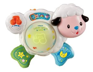 0922: V-Tech Lullaby Light-Up Lamb
