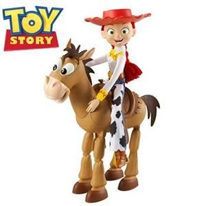0927: Toy Story Jessie & Bullseye